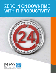 Zero in on Downtime with IT Productivity, MPA Networks